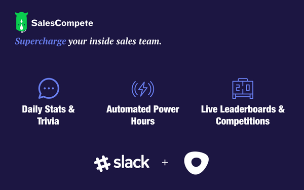 Announcing SalesCompete + Outreach.io
